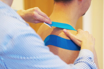 Kinesitherapie Jane Alexnat - 4xT Taping